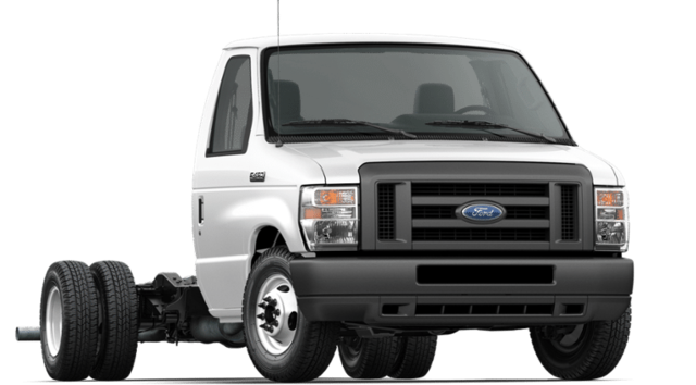 2019 Ford E-350 Cutaway Base Commercial-truck